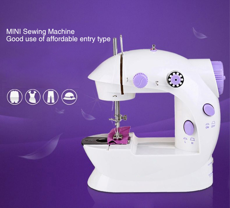mini deluxe sewing machine 202-1
