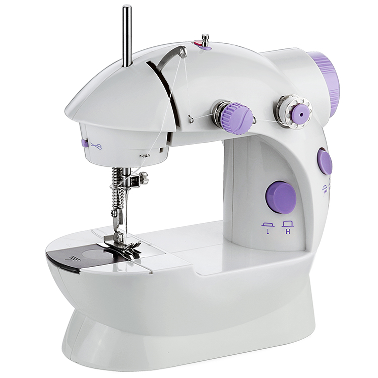 Mini  deluxe household sewing machine 3