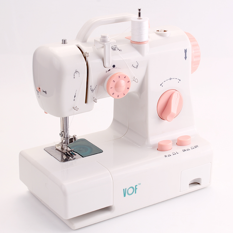 Mini household Simple Electric sewing machine -FHSM-318