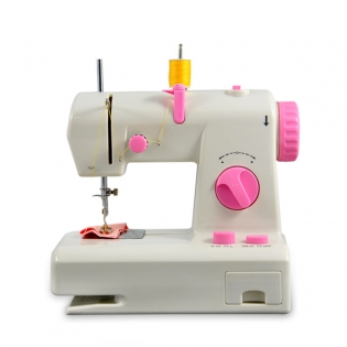 Fhsm 208 Best Mini Supplier Household Cloth Sewing Machine
